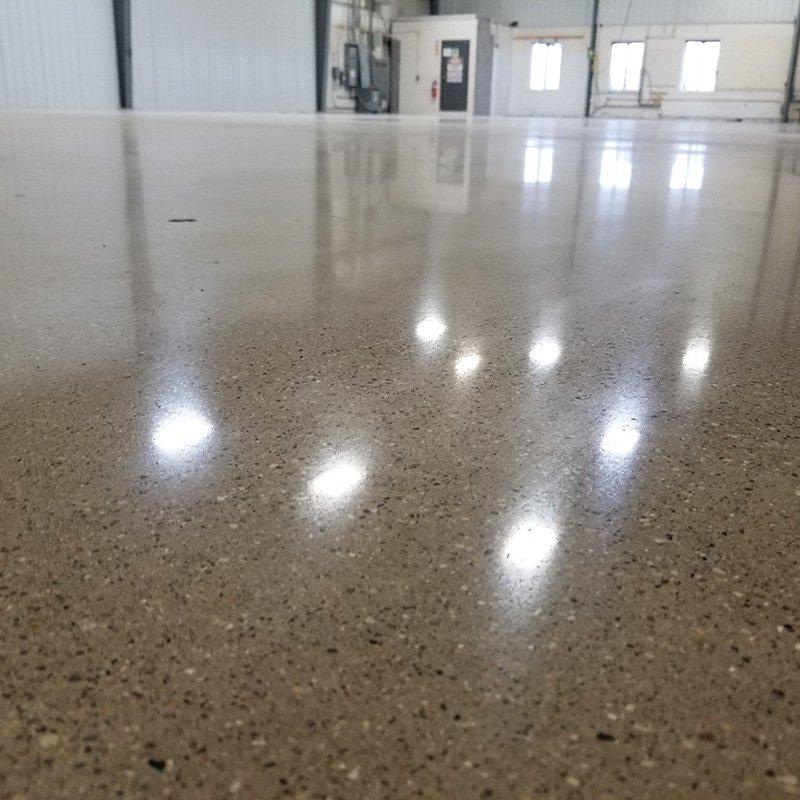 X-Shine Concrete Polishing