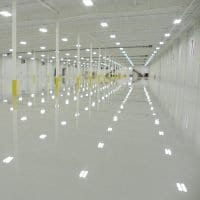 Large Epoxy Floor