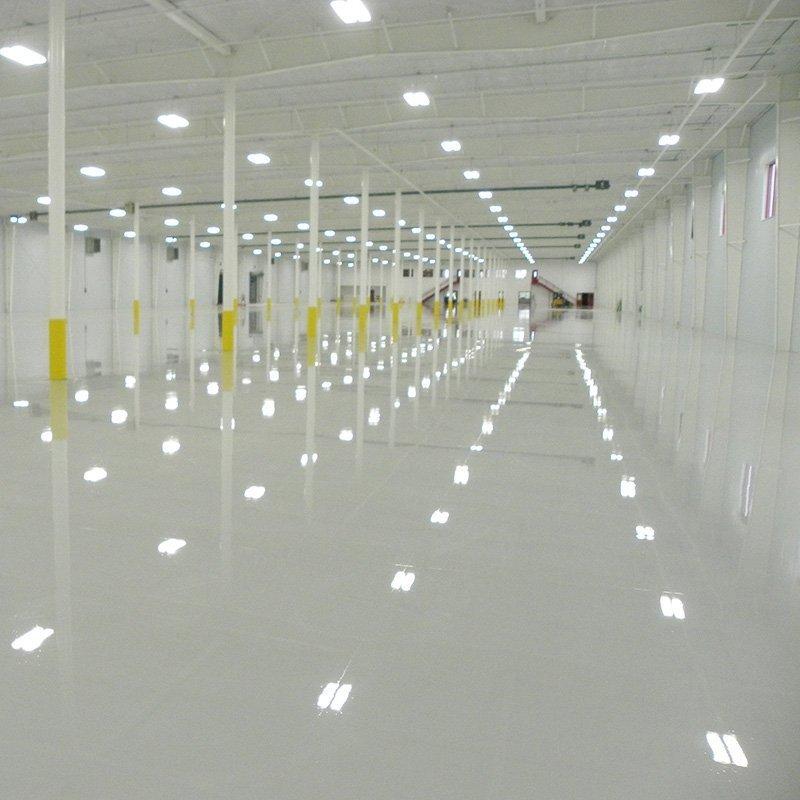 Large Epoxy Floor