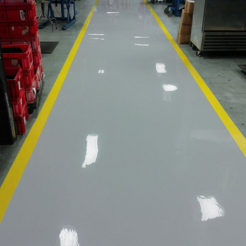 Safety Line Striping