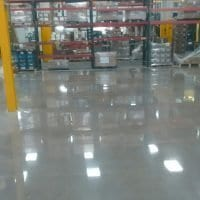 X-Shine Industrial Polished Concrete