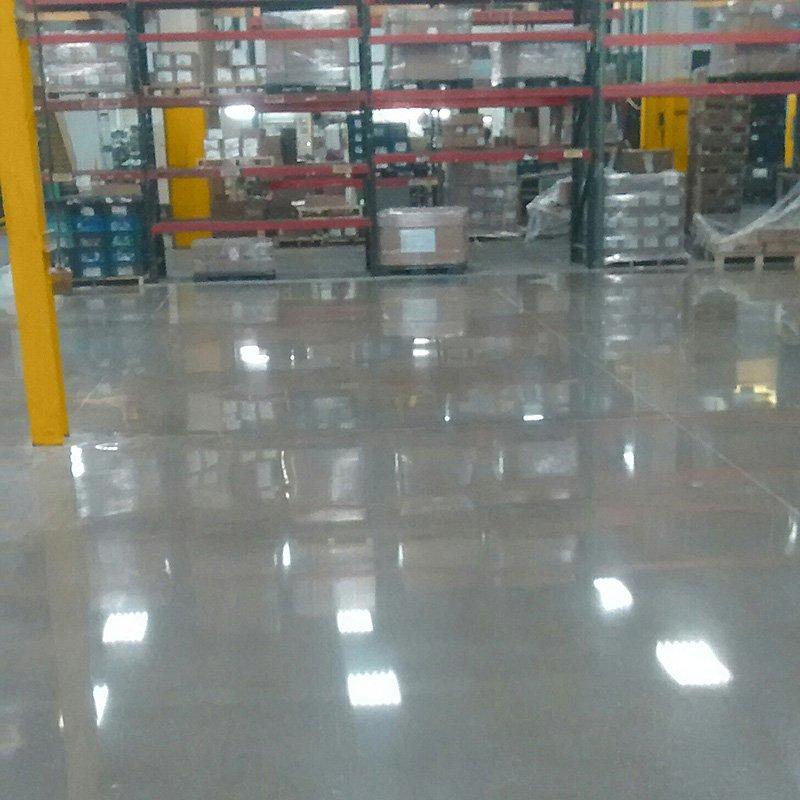 X-Shine Industrial Polished Concrete