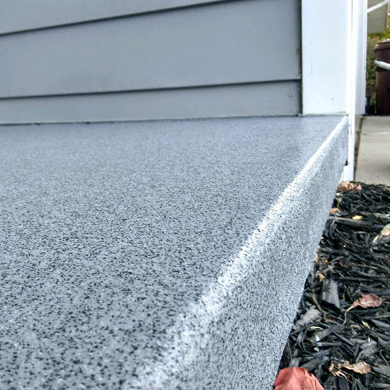 Decorative Non-Yellowing Porch Coating