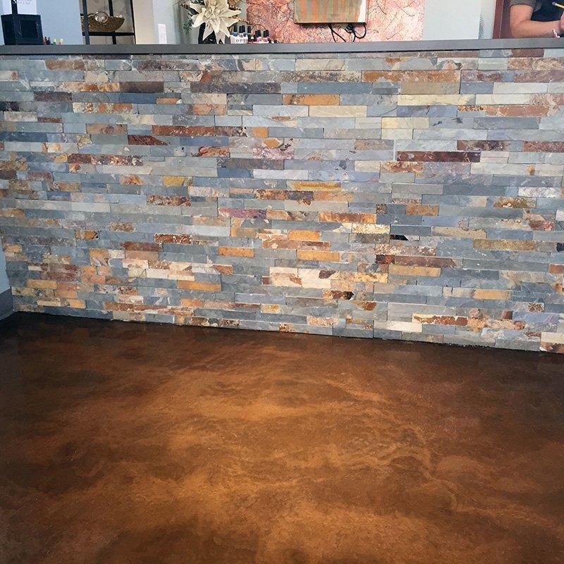 Platinum Salon Floor Coating