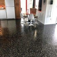 UV stable floor coating