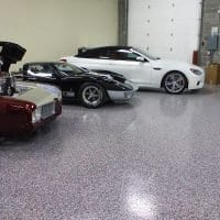 High End Garage Floor Coating