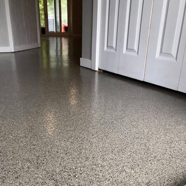"""Salt & Pepper"" blends to resemble polished concrete"