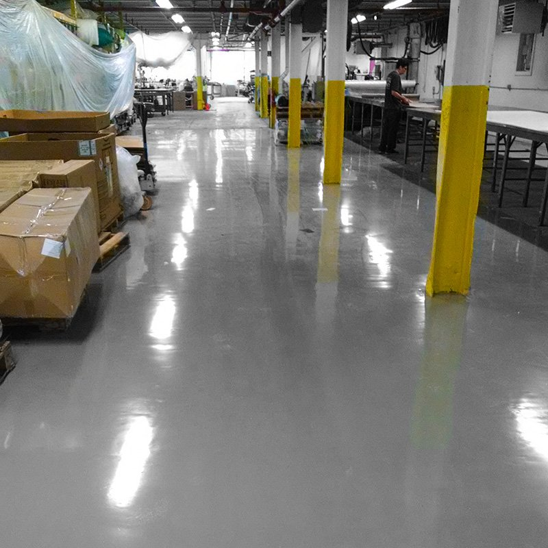 Industrial Self-Leveling Epoxy
