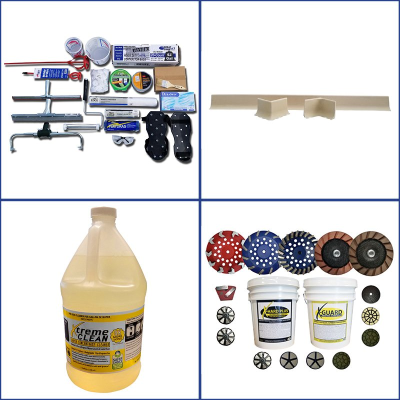 Consumables, Cove, Cleaner, Polishing Supplies