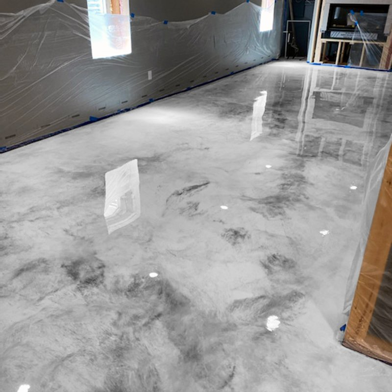 Residential Platinum Floor